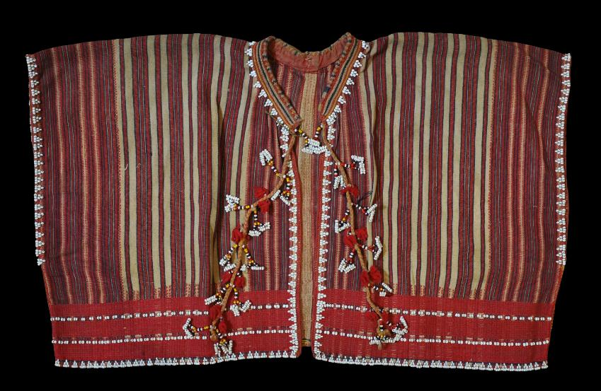 Gaddang Man's Clothing Set, Luxon, Philippines - Michael